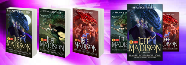 Jeff MaDISoN Books